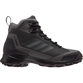 adidas TERREX Heron Winter Mid-Shoes Men Grey Five/Carbon